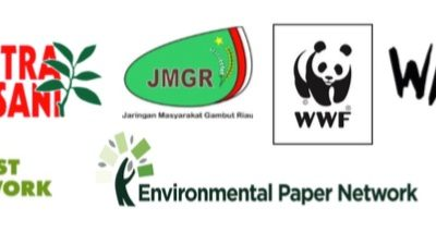 NGO Letter: Peatland management of APRIL is not sustainable