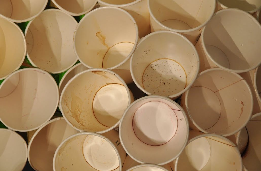Successful Day of Action on Throwaway Cups and Launch of the Cupifesto