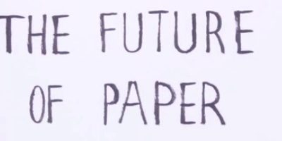 Video: The Future of Paper