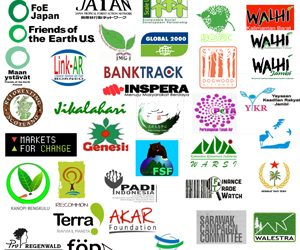 NGOs send a letter to Asia Pulp & Paper