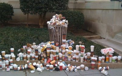 International Day of Action on Throwaway Cups