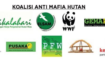 """New report from Koalisi Anti Mafia Hutan shows Indonesia's """"Land swap"""" policy risks deforestation from Aceh to Papua"""