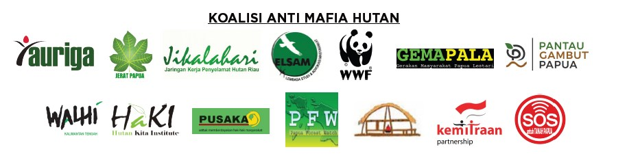 "New report from Koalisi Anti Mafia Hutan shows Indonesia's ""Land swap"" policy risks deforestation from Aceh to Papua"