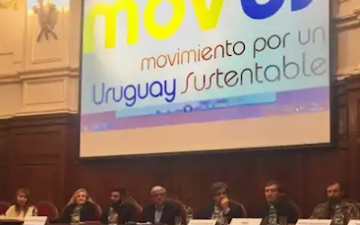 All Uruguayan political parties at debate question contract between government and UPM
