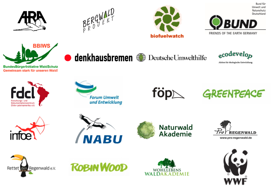 Statement of German NGOs on forest bioenergy